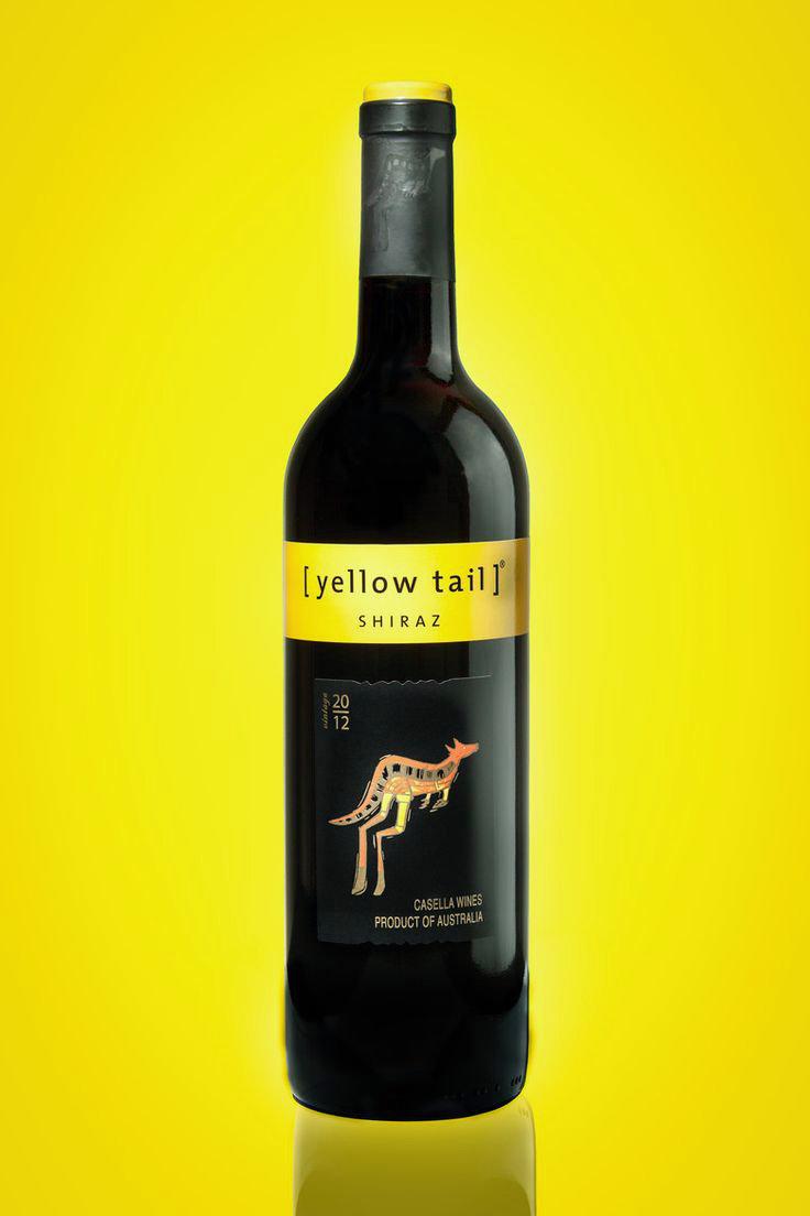 Новый рынок вино Yellow Tail