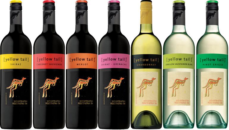 Вино Yellow Tail