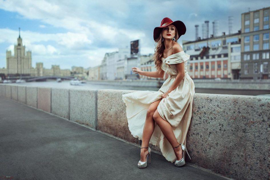 Городские женщины