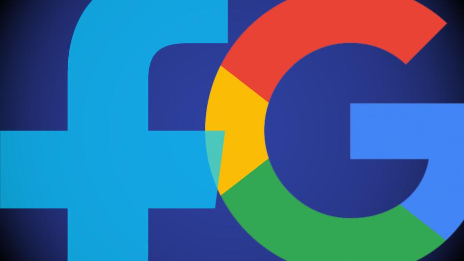 Facebook и Google