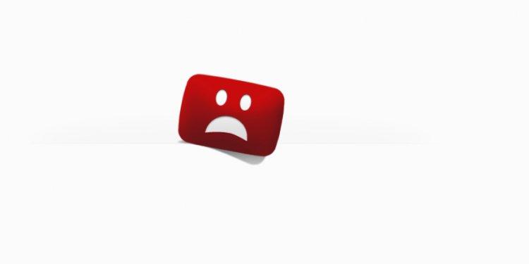 YouTube уйдёт из России?