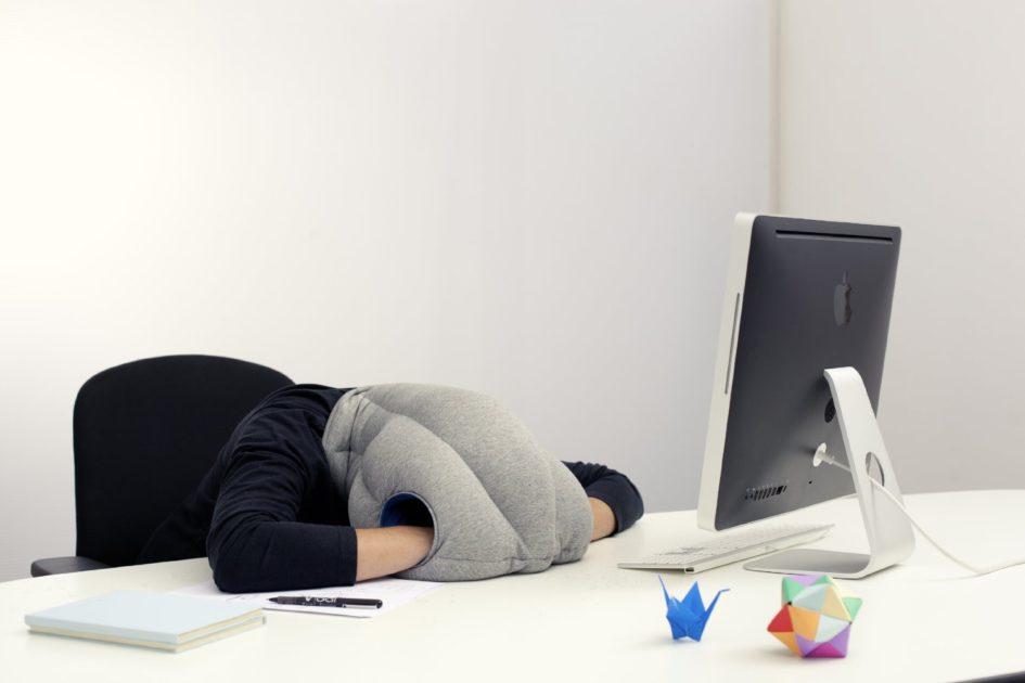 Дизайнер устал