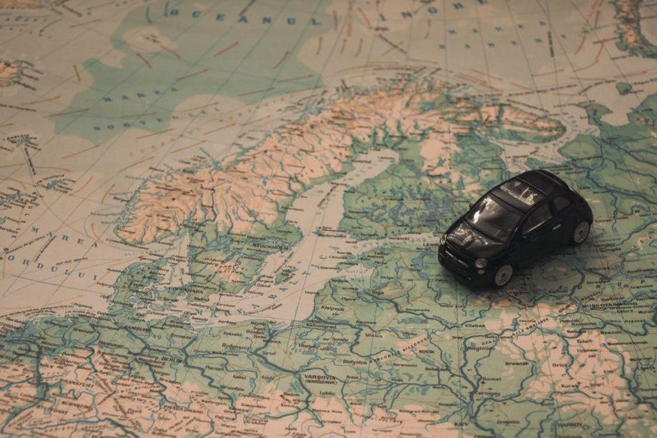 Road map - дорожная карта