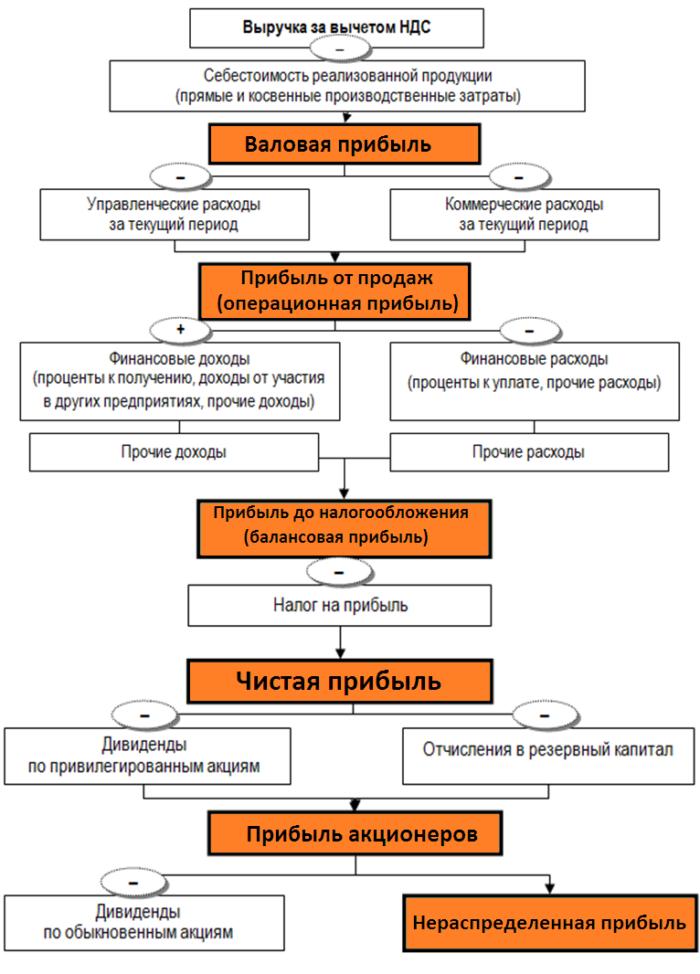 PNL отчет. Структура и обязательные части.